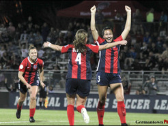 Spirit Begin 2019 Campaign with 2-0 Win in NWSL Opener