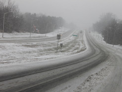Germantown Area Road Conditions Quickly Deteriorating