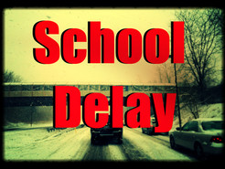 Schools to Open Two Hours Late Thursday Due to Snow and Ice