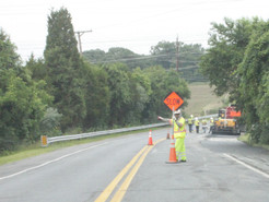 MCDOT to Resurface Riffle Ford Road