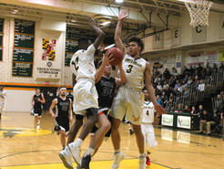 Eagles Soar Over Oakdale, 62-50 to Earn Home Game for Regional Championship