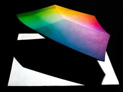 BlackRock Presents 'Transcolorations' Abstract Sculptures of How Computers Interpret Color