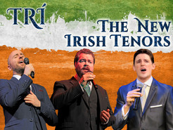 BlackRock's Launches its Brand New Tenor Series with TRI - The New Irish Tenors