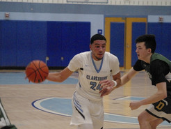 Clarksburg Dismantles Damascus in Basketball Opener