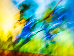 "BlackRock Presents ""Dottie Campbell: Amped"" Photos in Abstract Movement"