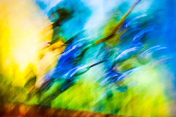 """BlackRock Presents """"Dottie Campbell: Amped"""" Photos in Abstract Movement"""