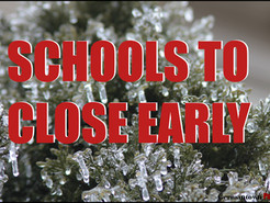 MCPS to Close Two-and-a-Half Hours Early Due to Expected Icy Conditions