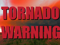 Tornado Warning for Southern Germantown, Rockville, Montgomery Village, Potomac