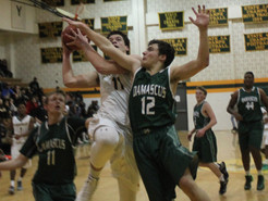 Screaming Eagles Dismantle Damascus 71-31, for Fourth Straight Victory