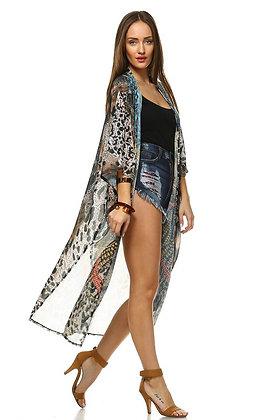 Tribal Kimono