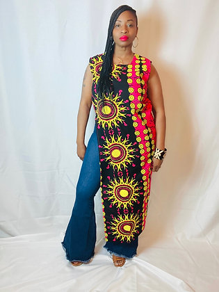 The Ebi Shirt Dress