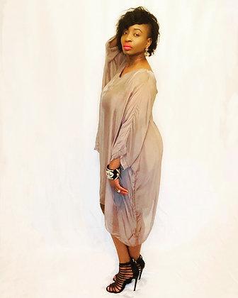 Italian Silk Dress **Promotion Offer**