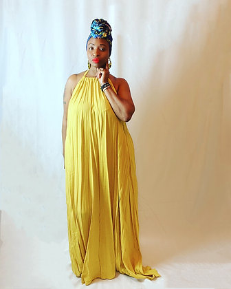 Sunshine Goddess Maxi