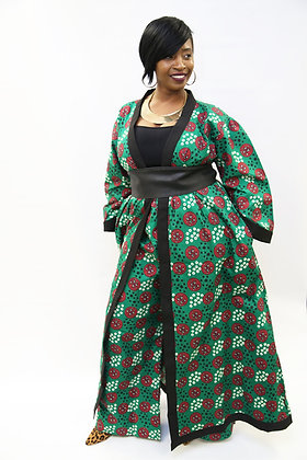 Nubian Goddess Jacket & Pant Set