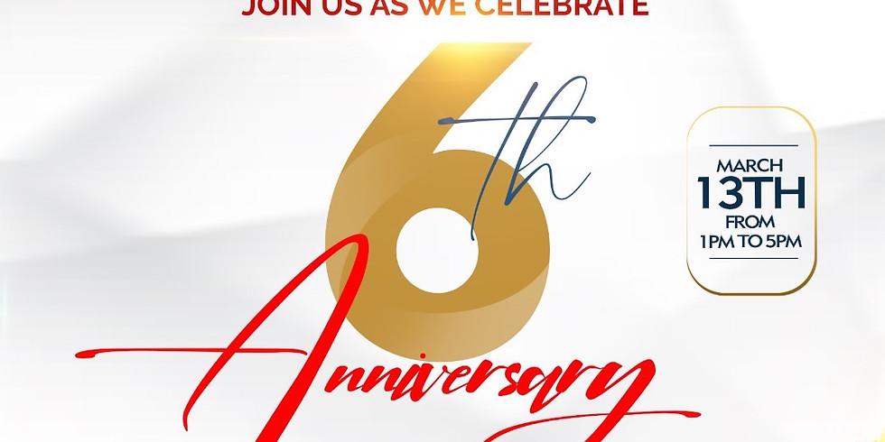 6th Anniversary Customer Appreciation