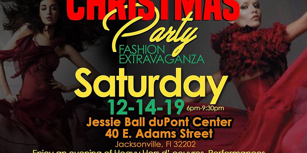 4th Annual Confessions of A Goddess Holiday Fashion Extravaganza