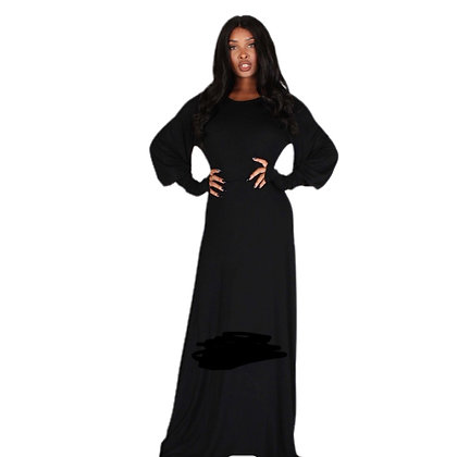 The Black Out Maxi
