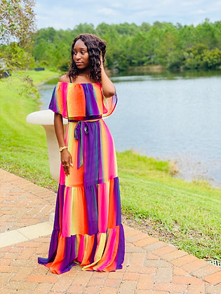 The Jalyn Dress