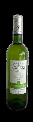 DOMAINE DES ROSIERS - Vin blanc sec - 6.50€ l'unité