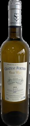 FERTHIS 2019 blanc CUVÉE ULYSSE - 8.50€l'unité