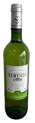 FERTHIS 2020 blanc - 6.50€ l'unité