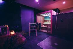 Le sauna finlandais 5 places