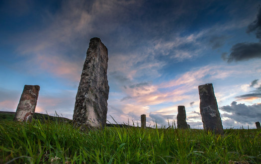 Explore the energies of the stone circle