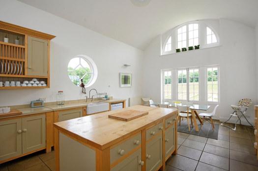 Kitchen at Eden