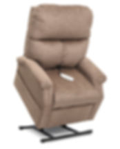 Seat Lift Chair Tan