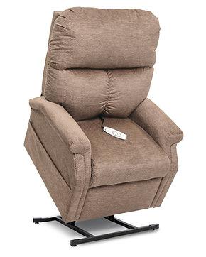 Seat Lift Chair Tan