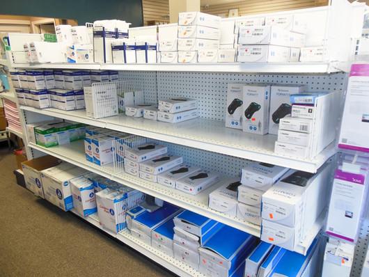Charles Pfeiffer Inc Staten Island NY Home Medical Supply Store Gauze Bandages Braces