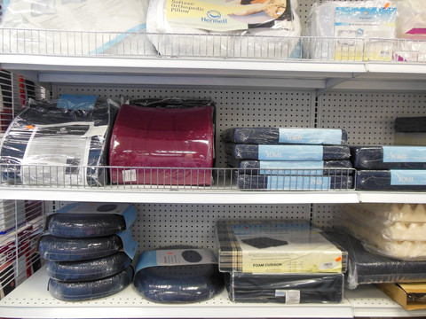 Charles Pfeiffer Inc Staten Island NY Home Medical Supply Store Lumbar Support Pillow Ring Cusion