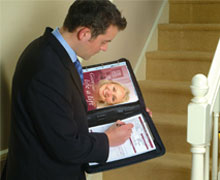 Stairlift Measuring