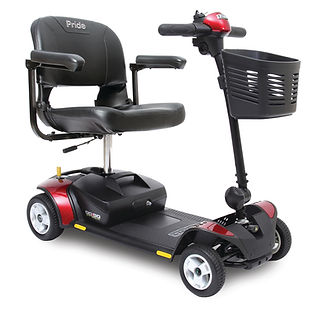 Charles Pfeiffer Inc Staten Island NY Home Medical Supply Store Scooter Pride Go Go