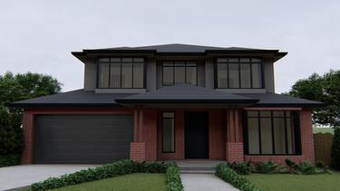 Custom Home Architecturally Designed Eaglemont