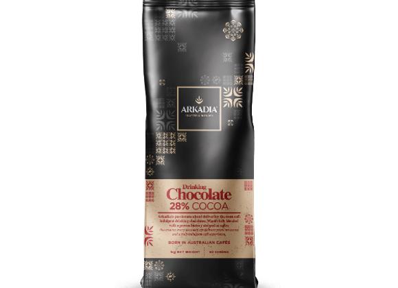 Arkadia 28% Cocoa - Drinking Chocolate