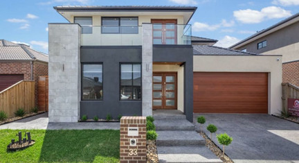 Custom Home Architecturally Designed Wollert