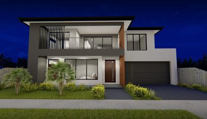 Custom Home Architecturally Designed Craigieburn