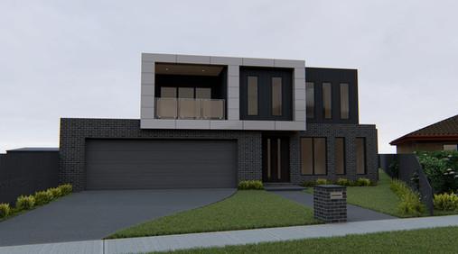 Custom Home Architecturally Designed Melbourne