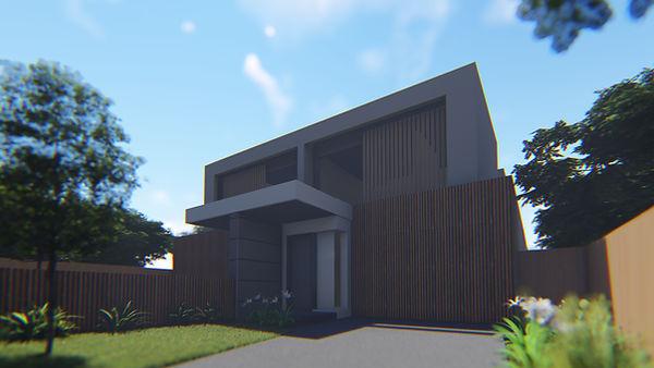 Dual Occupancy Design Melbourne Town Plannin permit