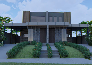 Dual Occupancy Planning Permit Drafting Architectural Design Northcote
