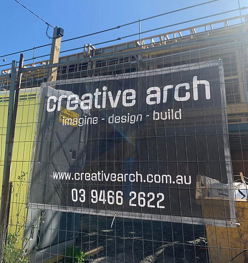 Construction under Melbourne Lalor