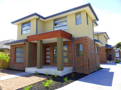 Multi Townhouse development site on Glenroy Town Planning Permit