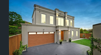 French Provincial Design Bulleen architectural