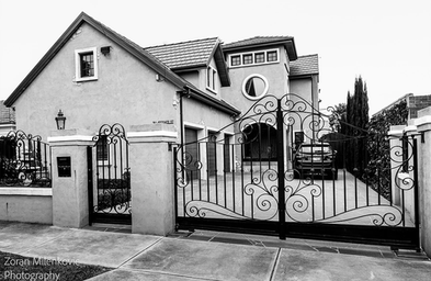 American style home in pascoe Vale Design Custom drafting