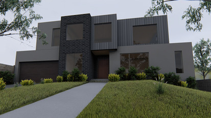 Dual Occupancy Planning Permit Drafting Architectural Design Templestowe