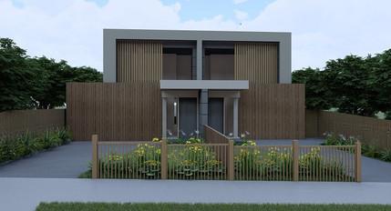 Dual occupancy custom architectural design Essendon