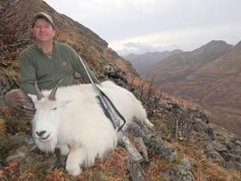 Bill Fesenmaier's billy mountain goat.jp