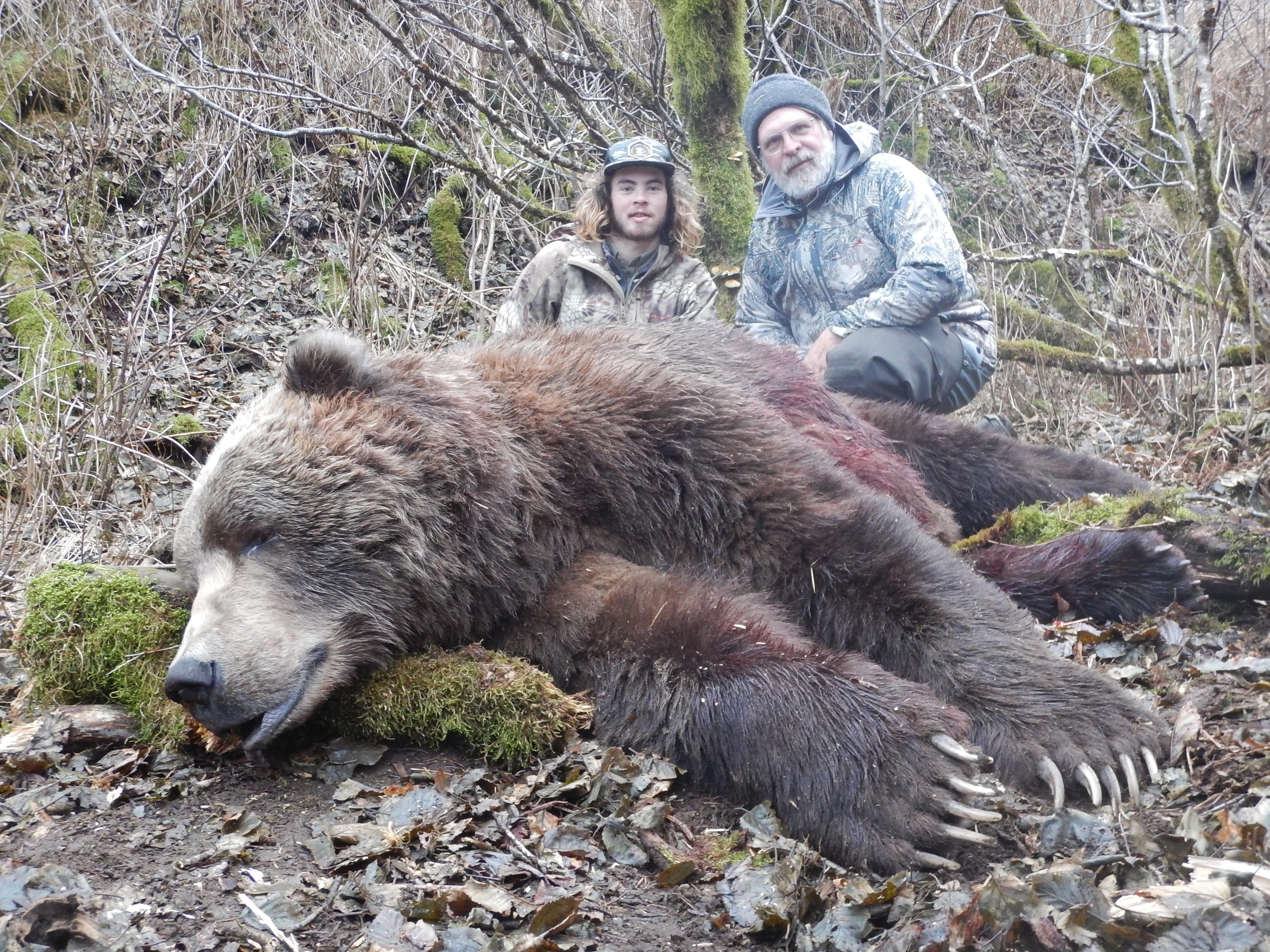 Roberts Pratt Fall Hunt