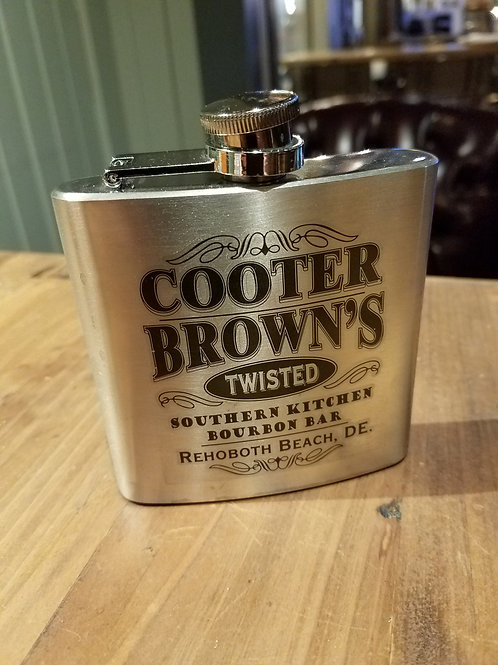 Cooter Brown's Flask